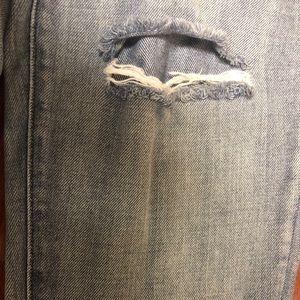 PAIGE Jeans - PAIGE Light Wash Blue Jeans